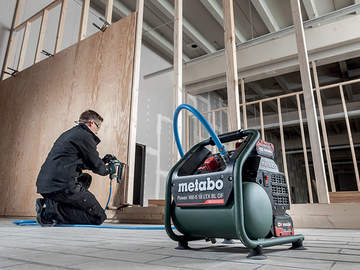 Compresseur sans fil 18 volts Power 160-5 18 LTX BL OF Metabo